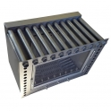 PILIS-BOX légfűtéses, rusztikus kandallóbetét