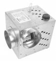 Meleglevegőszállító ventillátor 400 Lm3/h